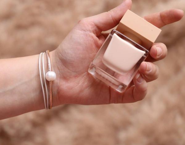 Lederarmband Penelope gold Süsswasserpele Magnetverschluss Nappaleder, Gravur möglich, die Geschenkidee für Frauen.