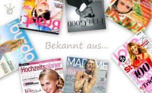 Presse_Schönglich bekannt aus vielen Zeitschriften und Printmedien