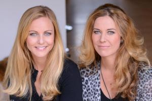 Die Schöniginnen Susan Schmidt und Verena Alscher - die Gründerinnen des Trendlables Schöniglich