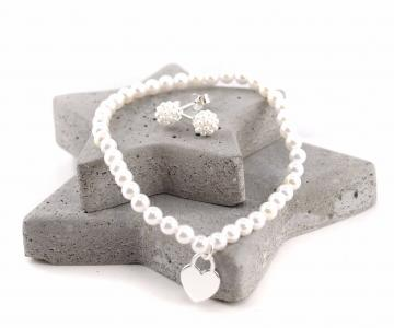 Brautschmuck Hochzeitsschmuck Perlen von Schöniglich