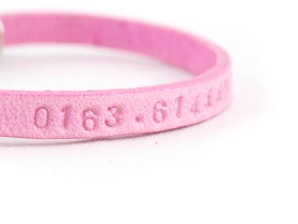 SOS Armband fuer Kinder