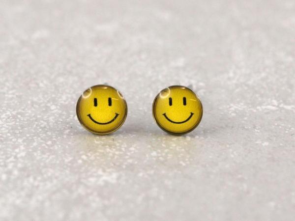 Studex Hypoallergener Ohrsteckker Smiley Motiv Kinder_