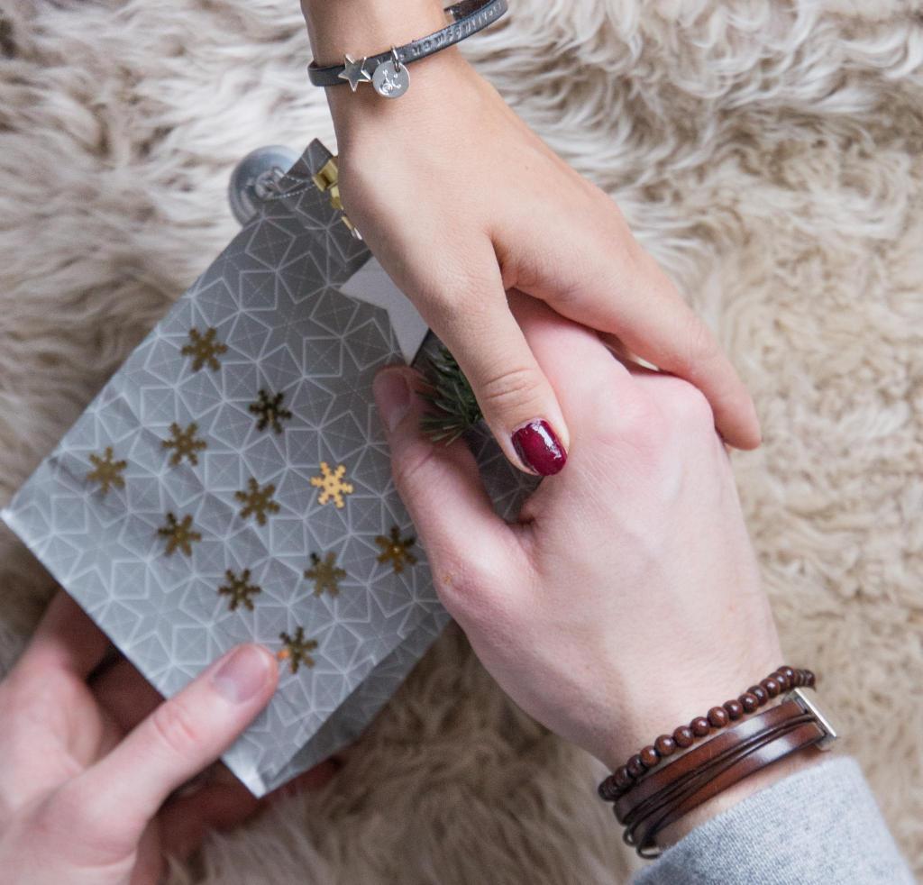 Hier finden Sie persönliche und romantische Weihnachtsgeschenke für Ihren Partner!