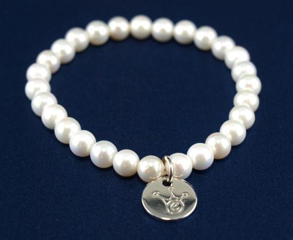 La mer perlenarmband von schoeniglich