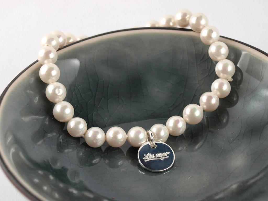 Perlenband la mer und schoeniglich
