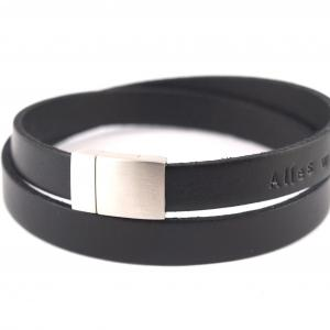 Armband 2 Riemen