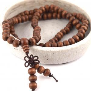 Mala Gebetsketten aus Holz 2