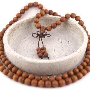 Mala Gebetsketten aus Sandelholz