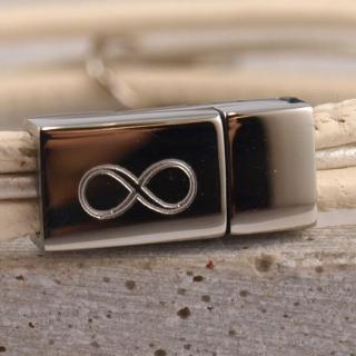 Gravur-auf-Verschluss-Infinity